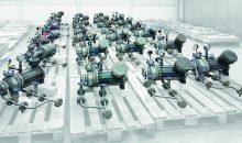 Für das Projekt hat Hermetc Pumpen in verschiedensten Ausführungen gefertigt. (Bild: Hermetic)