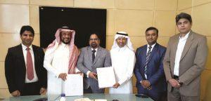 Nuberg EPC baut für Sachlo / Middle East Chemicals in Saudi Arabien eine Chlor- und Chloridanlage. Bild: Nuberg