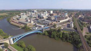 Solvay investiert in die Modernisierung des Kraftwerkes in Bernburg. (Bild: Solvay)