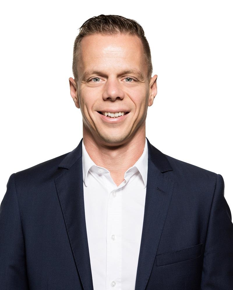 Sven Sievers ist  Bereichsleiter Produktmanagement bei Asecos