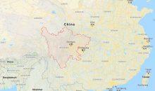 Die Provinz Sichuan liegt im Südwesten Chinas. Bild: Google