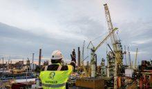 Instandhaltungs- und Engineeringleistungen von Bilfinger wurden im 2. Quartal 2018 verstärkt nachgefragt. (Bild: Bilfinger)