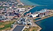 Helsingborg in Südschweden ist der größte Standort von Kemira. (Bild: Kemira)