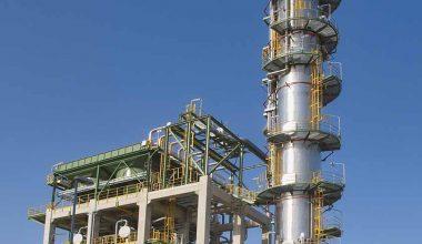 CAC realisierte die Benzolanreicherungsanlage für TRM in Leuna (Bild: Michael Deutsch – Total Raffinerie Mitteldeutschland)
