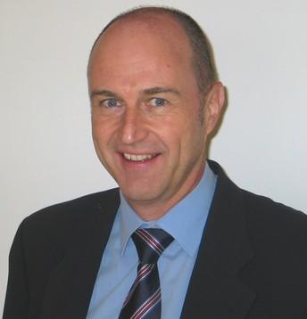 Thomas Uhl,  Produktspezialist  für Mischtechnik,  MPT Meß- und  Prozeßtechnik