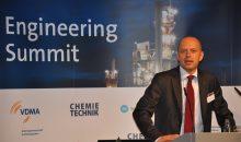 Namhafte Referenten aus dem europäischen Anlagenbau prägen den Engineering Summit.  Bild: Redaktion