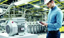 6: Der Service ABB Ability Condition Monitoring für den Antriebsstrang ermöglicht eine umfassende Analyse und Wartungsplanung. Bild: ABB