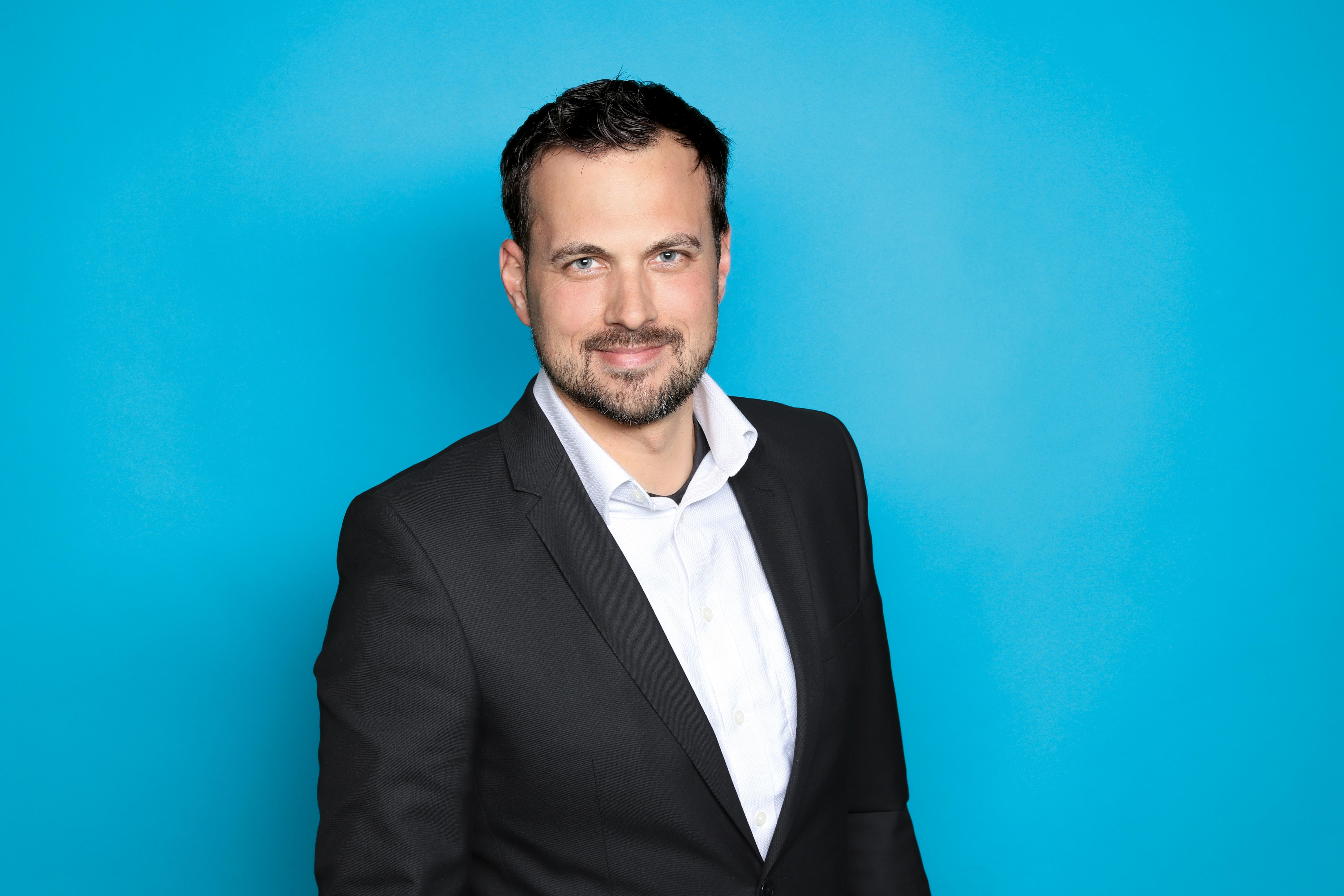 Marco Knödler,  Teamleiter MSR-Technik bei  Infraserv Knapsack