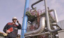 Lanxess baut eine neue Produktionsanlage für Hochleistungskunststoffe in Krefeld-Uerdingen. Bild: Lanxess