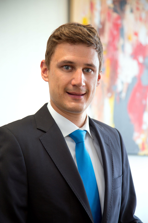 Sascha Kühner  ist Vertriebsleiter  Anlagenplanung bei Venturis IT