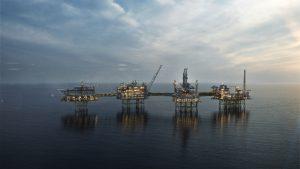 Das Sverdrup-Ölvorkommen gehört zu den größten Feldern des norwegischen Festlandssockels. (Bild: Illustration/TRY)