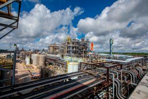 Die neue Anlage soll am bestehenden Standort in Baytown entstehen. (Bild: Covestro)