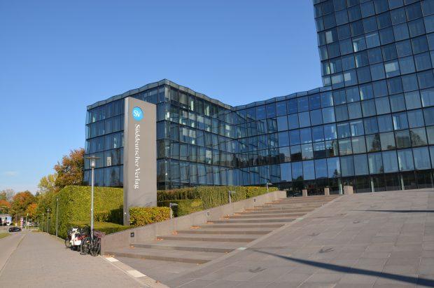 Das Kongresszentrum des Süddeutschen Verlags war wieder Austragungsort der Praxistagung Containment