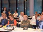 Die richtige Methodik bei der Bestimmung der Rückhalteleistung wurde intensiv diskutiert.