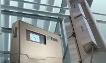 6: Diese Ultraschall-Durchflussmesser kommen  etwa bei korrosiven oder toxischen Prozessgasen zum Einsatz. Bild: Flexim