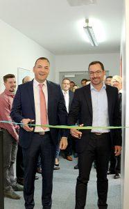 Die Gründung des neuen Unternehmens wurde am 1. Oktober 2018 gefeiert. (Bild: Gemü)