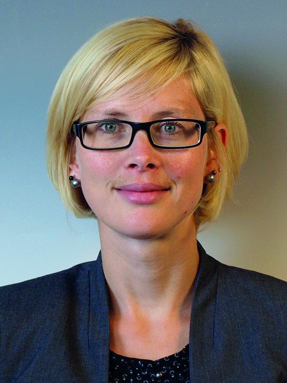 Sandy Hänsler ist  Category Manager bei Friatec
