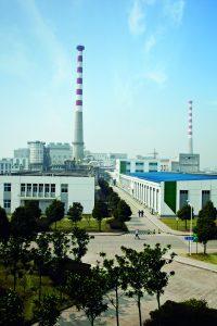 Den Standort in Nanjing will Lenzing zum Sepzialfaser-Hub ausgebauen. (Bild: Lenzing)