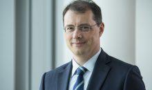 Marcel Fasswald leitet die Business Area Industrial Solutions seit dem 1. Oktober 2018 als Chief Executive Officer (CEO). Bild: Thyssenkrupp