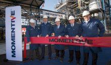 Im Chempark Leverkusen wurde die erste NXT-Anlage in Europa eröffnet. (Bild: Currenta)