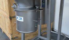 Zu den Produkten von PCL gehören auch Zentrifugalsiebe – hier das K650C Kek. (Bild: PCL)