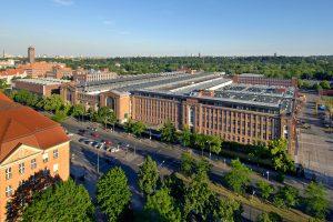 Dynamowerk am Siemens-Standort Berlin: Der Konzern will rund 600 Mio. Euro in die