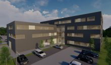 Platz für mehr Arbeitsplätze: Software-Entwickler Aucotec errichtet ein neues Hauptquartier. (Bild. Aucotec)