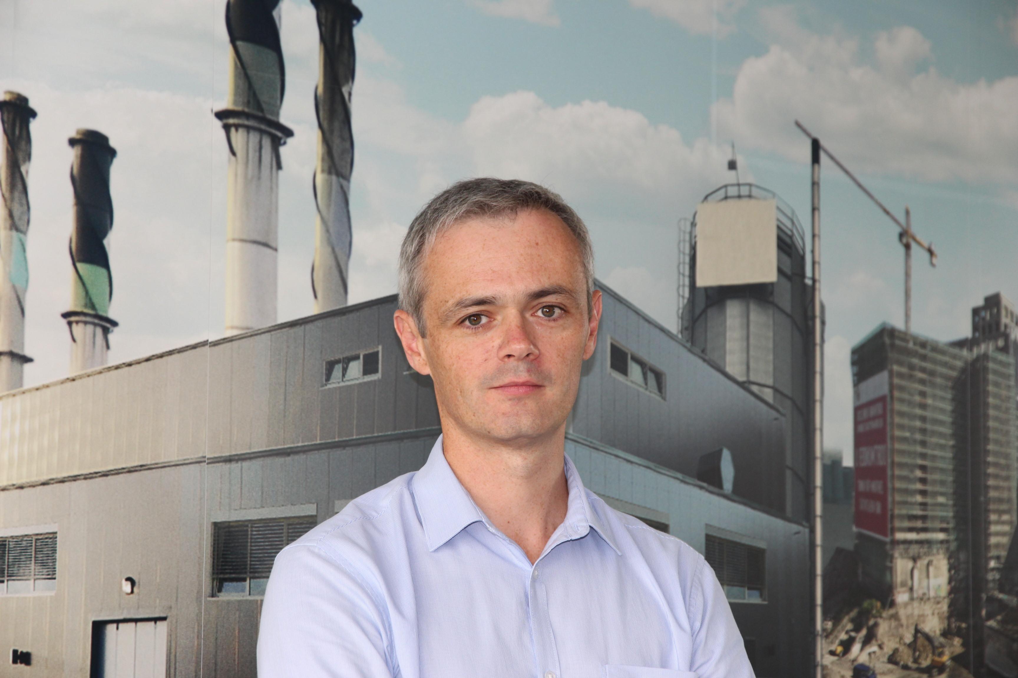 Ludovic Dumoulin, Market Segment Manager, Trelleborg