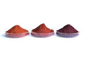 Die mikronisierten Rotpigmente von Lanxess sind besonders stabil gegenüber Scherkräften und hohen Temperaturen. (Bild: Lanxess)