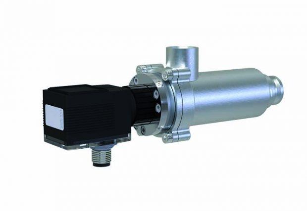 Bürkert_PM_Ultraschall-Durchflussmessgerät_Bild1
