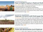 Den kompletten News-Stream zu Bayer finden Sie unter  https://www.chemietechnik.de/tag/bayer/