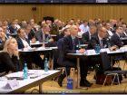 Rund 310 Teilnehmer verfolgten und diskutierten die hochkarätigen Fachvorträge.