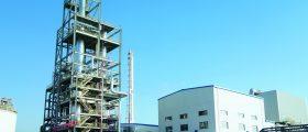 Die LNG-Anlage nutzt ein mehrstufiges und sehr energieeffizientes Verfahren zur Verflüssigung von Erdgas, das speziell auf die Anforderungen kleiner bis mittelgroßer Anlagen abgestimmt ist. Bild: Linde