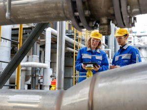 Nachhaltigkeit, Digitalisierung, neue Segmentstruktur: Die BASF will mit ihrer künftigen Strategie weiterhin schneller wachsen als der Markt. (Bild: BASF)