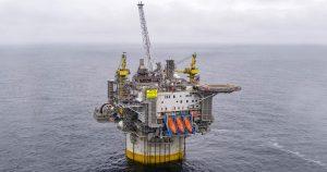 Das Feld wird mit der ersten SPAR-Plattform in Norwegen betrieben. (Bild: Wintershall)