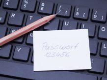 Computer Passwort