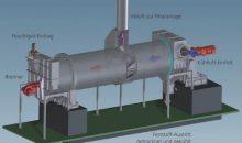 Platz 6: Der Trommeltrockner/-Kühler TK-D System Mozer von Allgaier ermöglicht kombiniertes Trocknen und Kühlen der getrockneten Feststoffe auf nahe der Umgebungs- oder Kühlluft-Temperatur. Seine hohe Energieeffizienz erreicht der Trockner durch Wärmerückgewinnung und Verdampfungskühlung.Mehr zum Produkt Bild:  Allgaier
