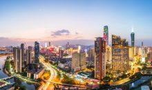"""Die Wirtschaftsmetropole Shenzhen gilt als das """"Silicon Valley"""" von China. (Bild: Covestro)"""