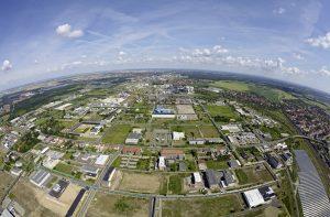 Luftaufnahme Chemiepark