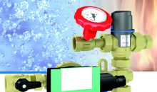 Afriso Warmwasser-Zirkulationssystem WZS 75