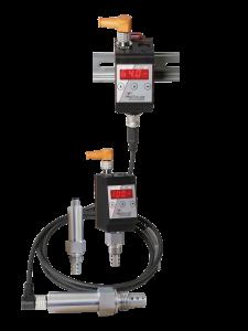 Bühler Kapazitätssensoren für Druckfilter mit IO-Link