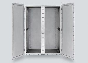 Stahl Flügeltür-Schaltschrank in ExD