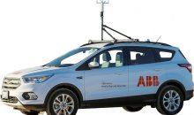 3: Das mobile Gasleckage-Ortungssystem lässt sich auf Pkw, Geländefahrzeuge, Luftfahrzeuge und Drohnen montieren.  Bild: ABB