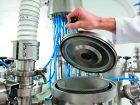 4: Der Proclean Conveyor von Hecht verfügt über einen Filterkopf mit leistungsstarkem Ringfiltersystem.  Bild: Hecht