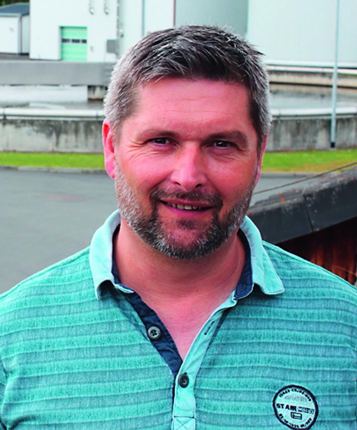 Simon Bradshaw, Director Engineering Pumps Americas, Circor