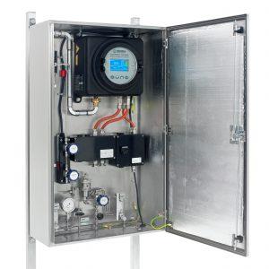 Bild2 – OptiPEAK TDL600 Feuchte in Erdgas Analysator