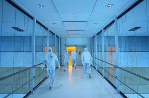 Das wichtigste Geschäft für Exyte bleibt weiterhin die Halbleiter-Industrie. (Bild: Exyte)