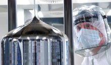Im ersten Quartal des Jahres verhagelte es das Konzernergebnis bei Wacker Chemie kräftig durch die gesunkenen Preise bei Solarsilizium.  (Bild: Wacker Chemie)