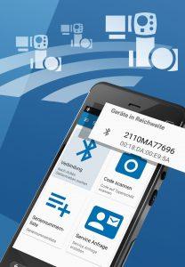 AssistantApp - Screenshot - Bluetooth - DE