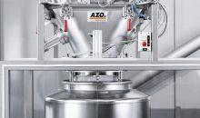CleanDock Firma AZO. Osterburken, von AZO: Frank Pahl, Michaela Volk, von Festo: Marc Pfaumann und Thomas Stumpf